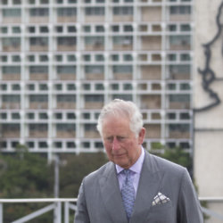 Prince Charles has made history with his official visit to Cuba. Photo: PA