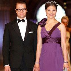 Princess Victoria, Prince Daniel and Princess Estelle