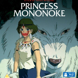 Princess Mononoke Blu-Ray