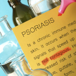 Psoriasis affects 3% of the nation