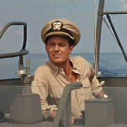 Cliff Robertson in PT 109