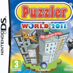 Win A Copy Of Puzzler World 2011 And A Nintendo DS Lite