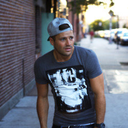 Mark Wright hits New York City for his biggest challenge yet