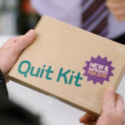 Pick up a Quit Kit and say hello to a date