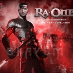 The baddie - Arjun Rampal in 'Ra.One'