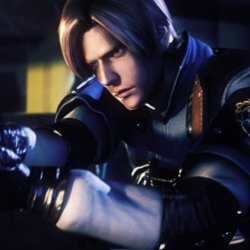 Kill Leon Kennedy? No chance.
