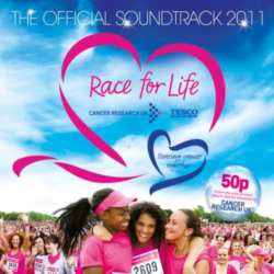 Win Race for Life Official Soundtrack 2011