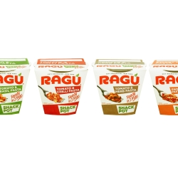 Ragu Launch Snack Pots