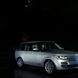 Range Rover Launch