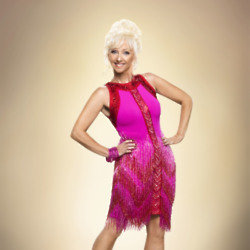 Debbie McGee is going on the Strictly 2018 tour! / Credit: Ray Burmiston
