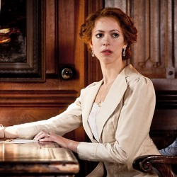 Rebecca Hall In Parades End