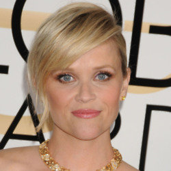 Reese Witherspoon at the 74th Globes