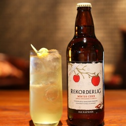 Rekorderlig Winter Cider Cocktails