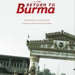 Return To Burma DVD