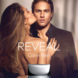 Charlie Hunam stars in the new Calvin Klein fragrance campaign