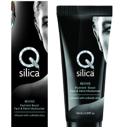 Qsilica REVIVE Nutrient Boost Face & Neck Moisturiser