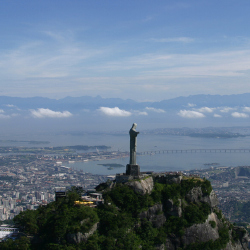 Christ the Redeemer - Rio, Brazil