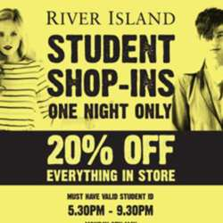 Win £100 Worth Of River Island Vouchers!