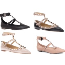 The Valentino Rockstud and Kurt Geiger Lyric are incredibly similar
