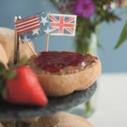 American-Cornish Afternoon Tea