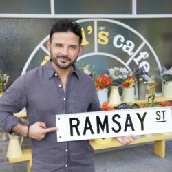 Ryan Thomas will play Rafael Humphreys in the soap