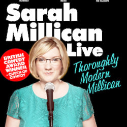 Sarah Millican's New Comedy DVD