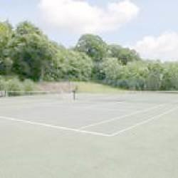 Hit the courts at one of these cottages