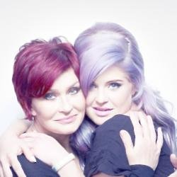 Sharon and Kelly Osbourne are helping to support the campaign