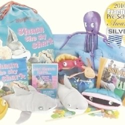 Shaun the Shy Shark Storysacks