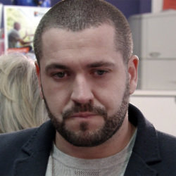 Shayne Ward as Aidan Connor in Coronation Street / Credit: ITV