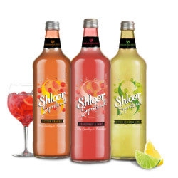 NEW Shloer Spritzed
