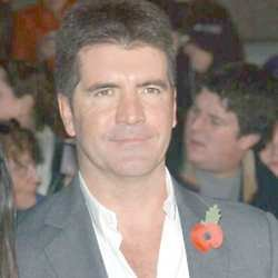 Simon cowell earns a small fortune talking!