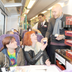 Simon Rimmer making people smile