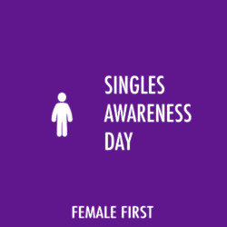 Singles Awareness Day on Female First