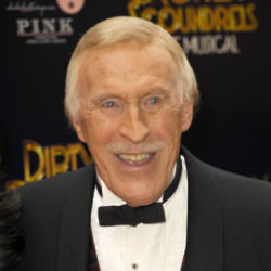 Sir Bruce Forsyth has died aged 89 / Credit: VMJM/FAMOUS
