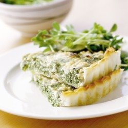 Healthy Recipes: Spinach and Feta Tart