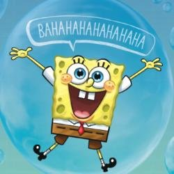 Laugh along with Spongebob Squarepants