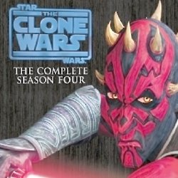 Star Wars: The Clone Wars Blu-Ray