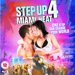 Step Up 4: Miami Heat Blu-Ray