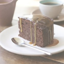 Fairtrade Fortnight: Chocolate Sticky Toffee Cake