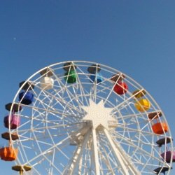 We find out what it means to dream about a ferris wheel