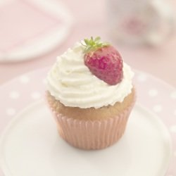 Strawberry Cream Cupcake Recipe