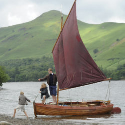 Swallows And Amazons Premiere