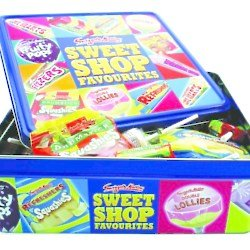 Win Sweet Shop Favourites Tin