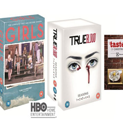 Win Taste of Christmas Tickets & HBO Boxsets