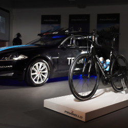 Team Sky Jaguar inovative bike