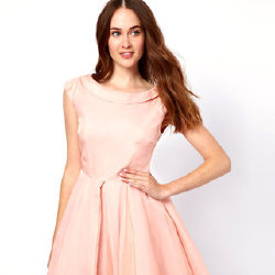 This simple pastel beauty is from Ted Baker