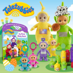 Teletubbies Easter Bundle