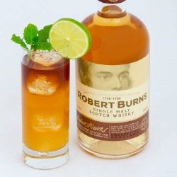 Burns Night Cocktail: The Burnito