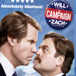 The Campaign Blu-Ray